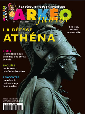 Arkéo junior n° 106 - mars 2004