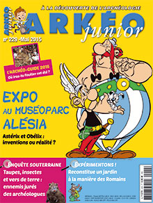 Arkéo Junior n° 229 - mai 2015