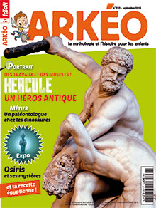 Hercule un héros antique