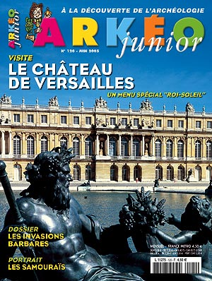 Arkéo Junior n° 120 - Juin 2005