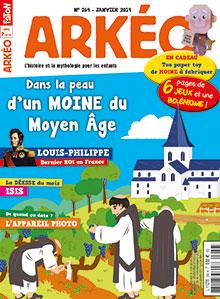 Arkéo n° 269 - Janv. 19