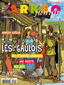 Arkéo Junior n° 194 - Mars 2012