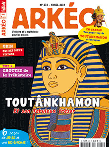 Arkéo n° 272 - Avril 19